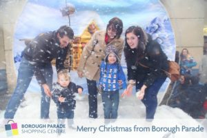 Borough Parade Snow Globe